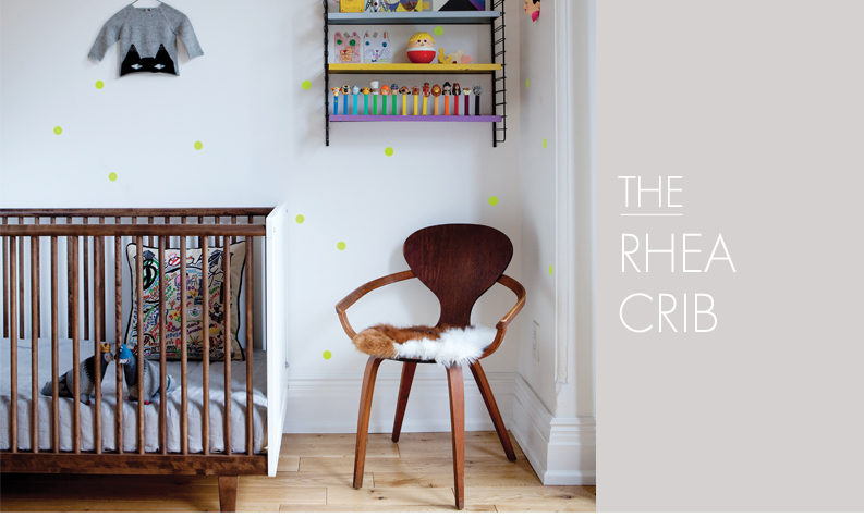 The Rhea Crib