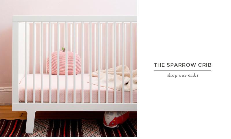 The Rhea Crib